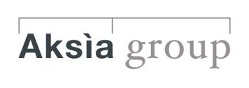 Aksia logo.